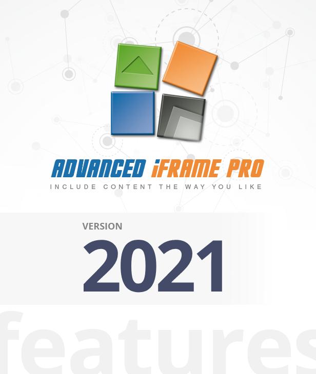 IFrame Pro avançado - 2